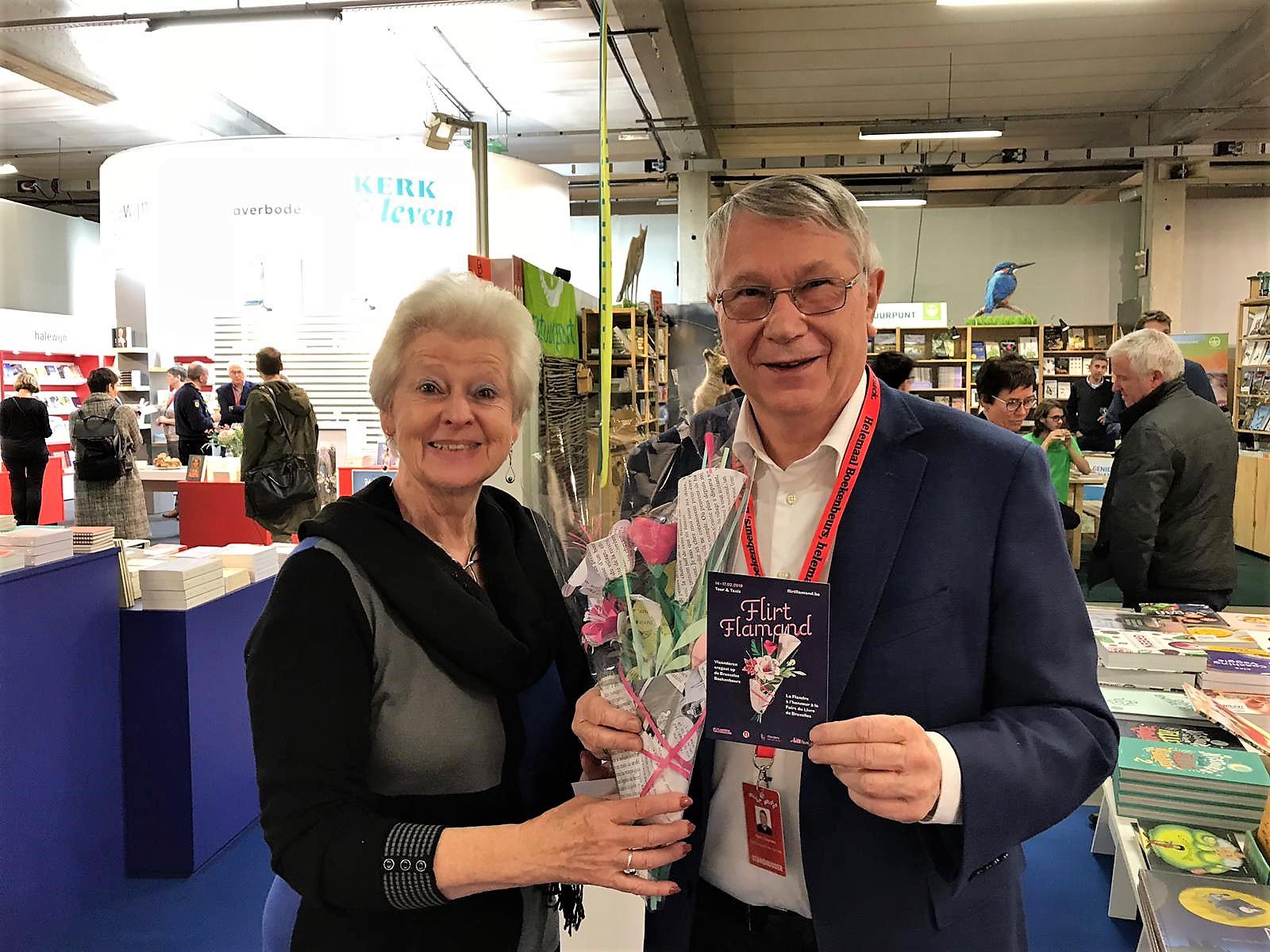 Marie-Françoise Thoua & Marc Craenen