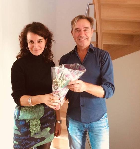 Peter Van den Eede & Laïla Koubaa